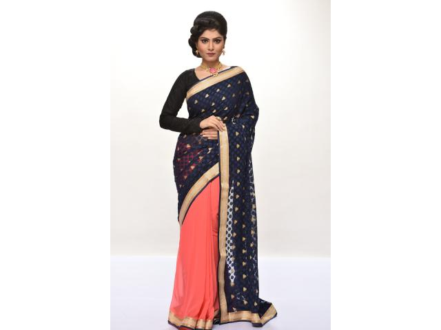 Buy The Best Ever Bridal Saree And Wedding Sarees Online From