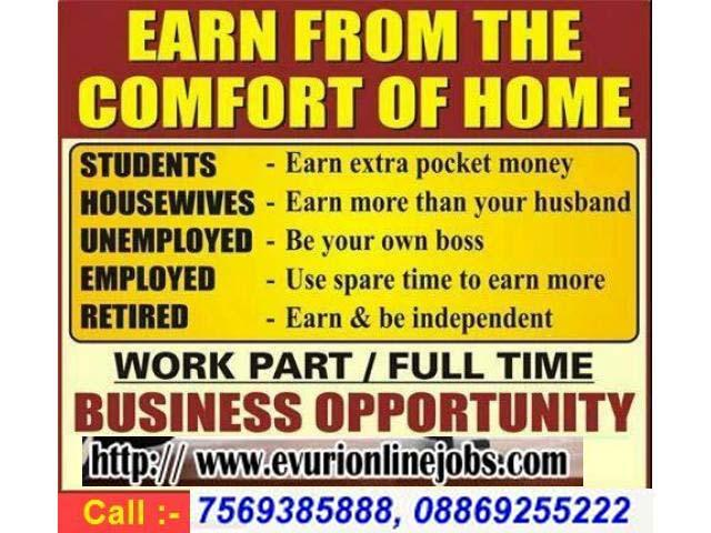 Home Based Data Entry Jobs Part Time Jobs Bangalore Indian Ads